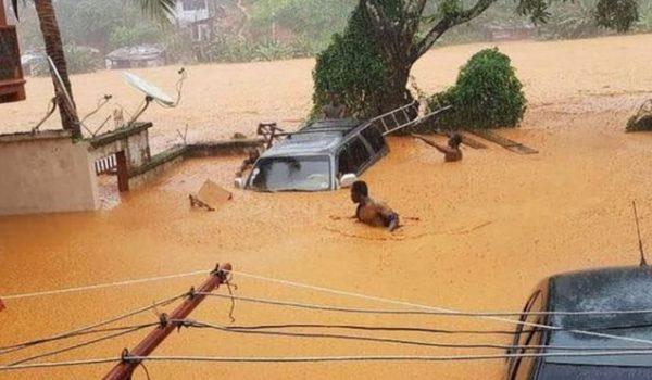 Sierra Leone yakumbwa na maafa kisa mvua kubwa