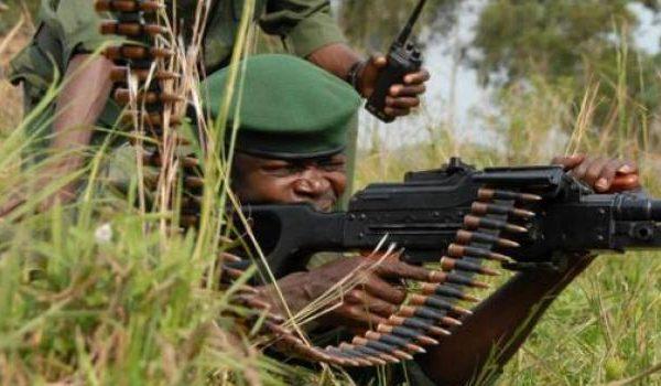 Idadi kubwa ya mai mai yajiunga na FARDC ili kuwapiga ADF tarafani Beni.