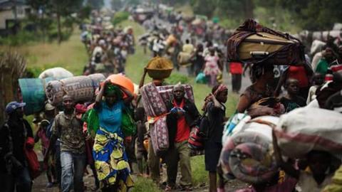 Photo kalehe Drc Kivu kusini Zaidi ya watu 2700 wa tarafa la kalehe wahama maakazi yao